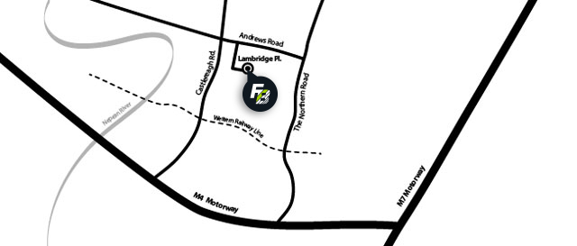 Map of FoodBoss - Penrith, Sydney NSW